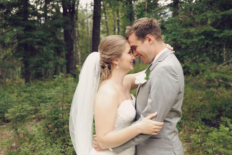 Columbia Falls Wedding
