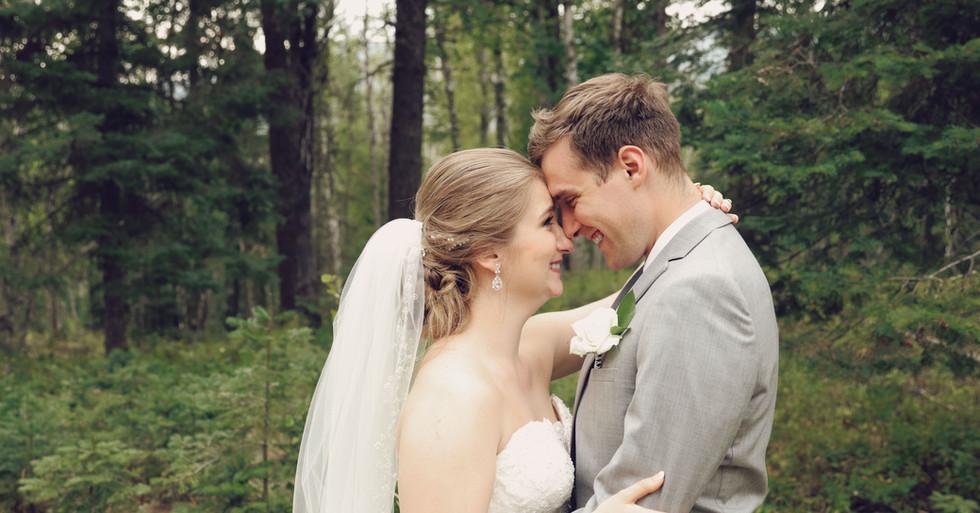 Flathead Valley Wedding