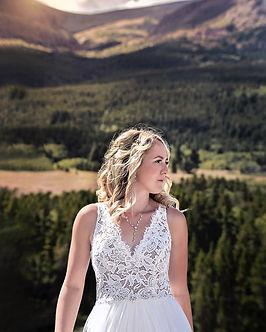 wedding photographer in kalispell, montana