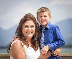 Flathead Valley Montana wedding photographers