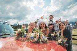 wedding photographer glacier park, montana