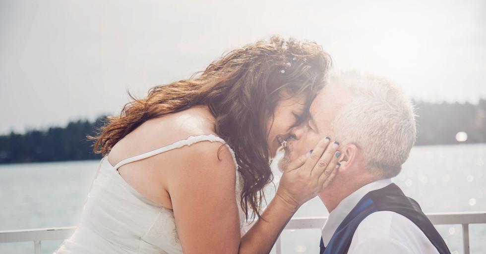 Flathead Lake Wedding photographer