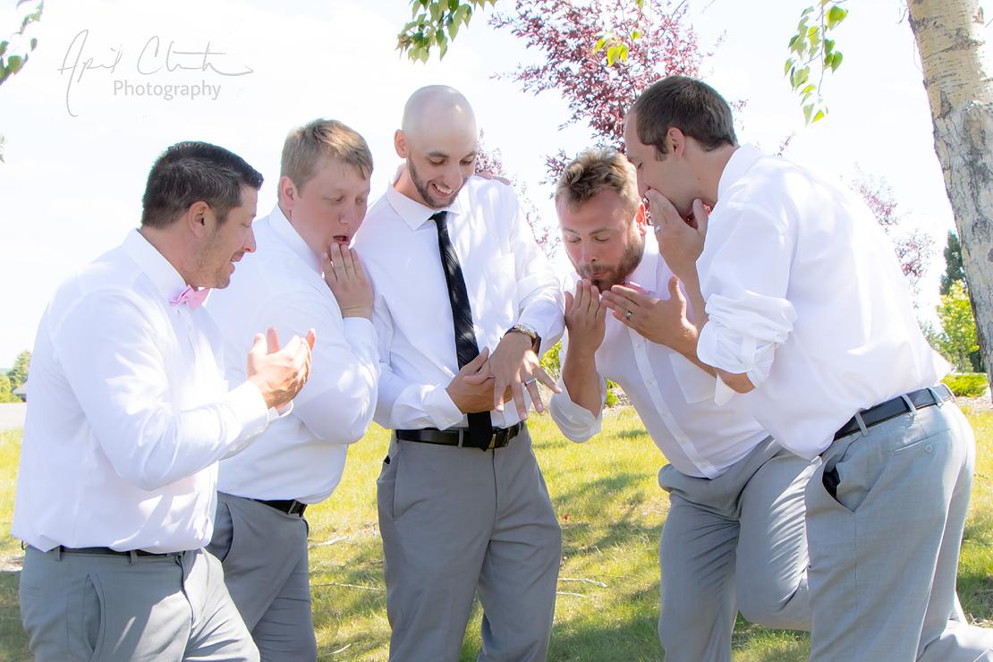 Whitefish, MT Wedding