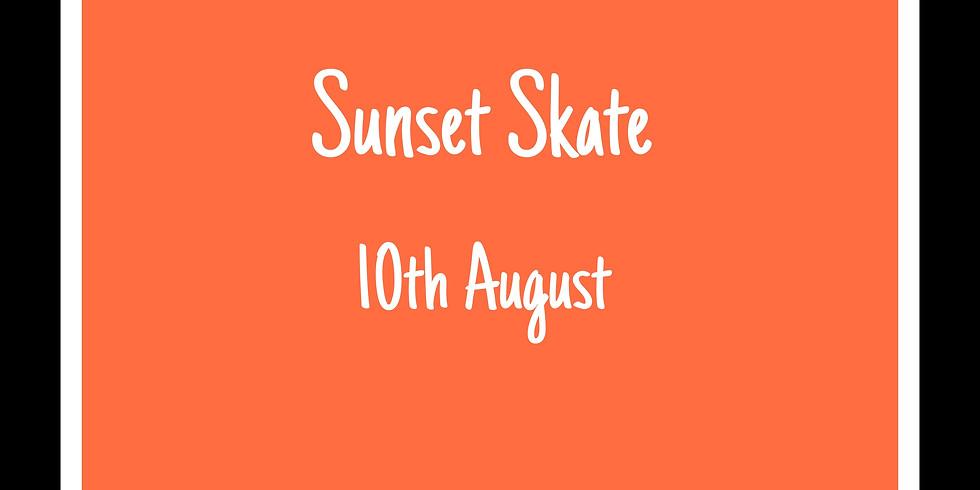 Sunset Skate 10th August