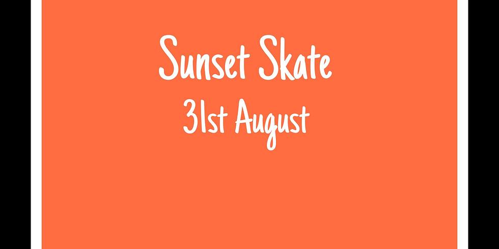 Sunset Skate 31st August