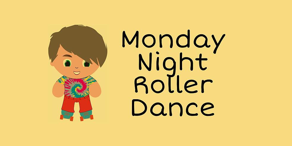 6th Sept: Monday Roller Dance 14+