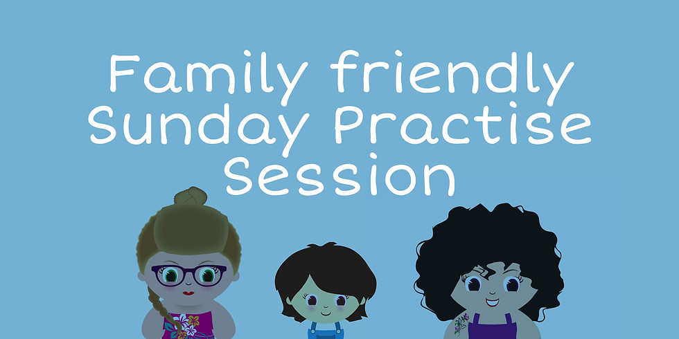3rd Oct: Family Friendly Skate Session (all ages)