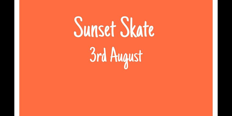 Sunset Skate 3rd August