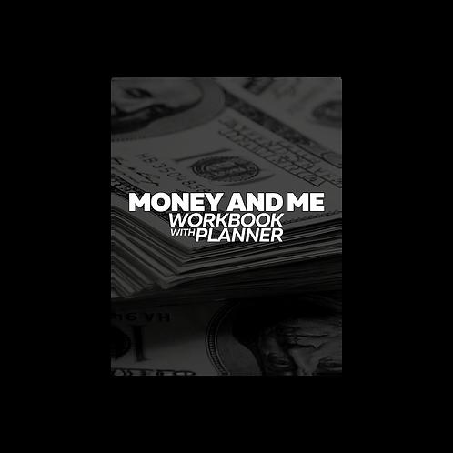 My Money: Workbook w/ Planner (Downloadable)