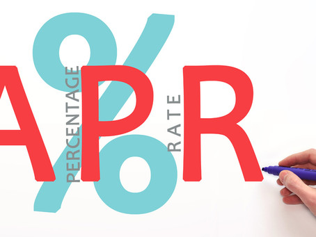What is the difference between a fixed APR and a variable APR?
