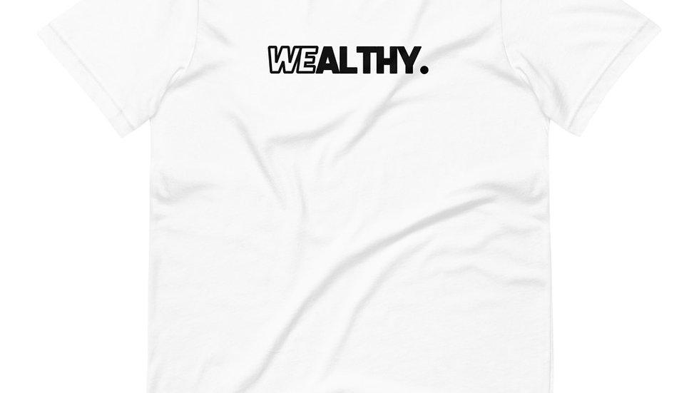 Wealthy Basic T- Shirt
