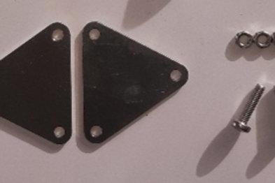 Triangle de tirette Topaz 12 & 14