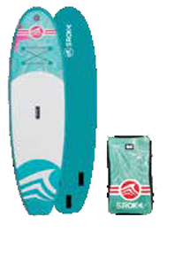 Paddle gonflable Girly 10'x31x5 Fusion