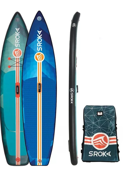 Paddle gonflable Alpha 11'x30x5 Fusion
