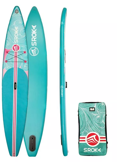 Paddle gonflable Girly 11'x30x5 Fusion
