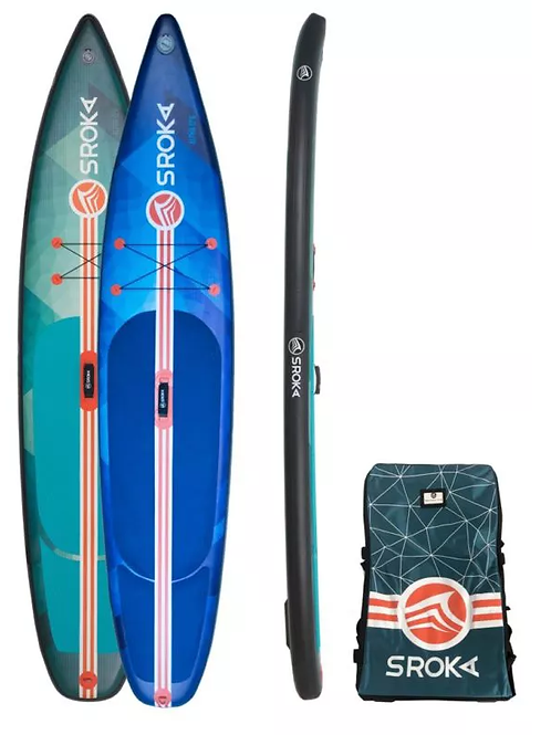 Paddle gonflable Alpha 12'6x31x6 Fusion