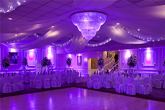 Atlanta Event Lighting