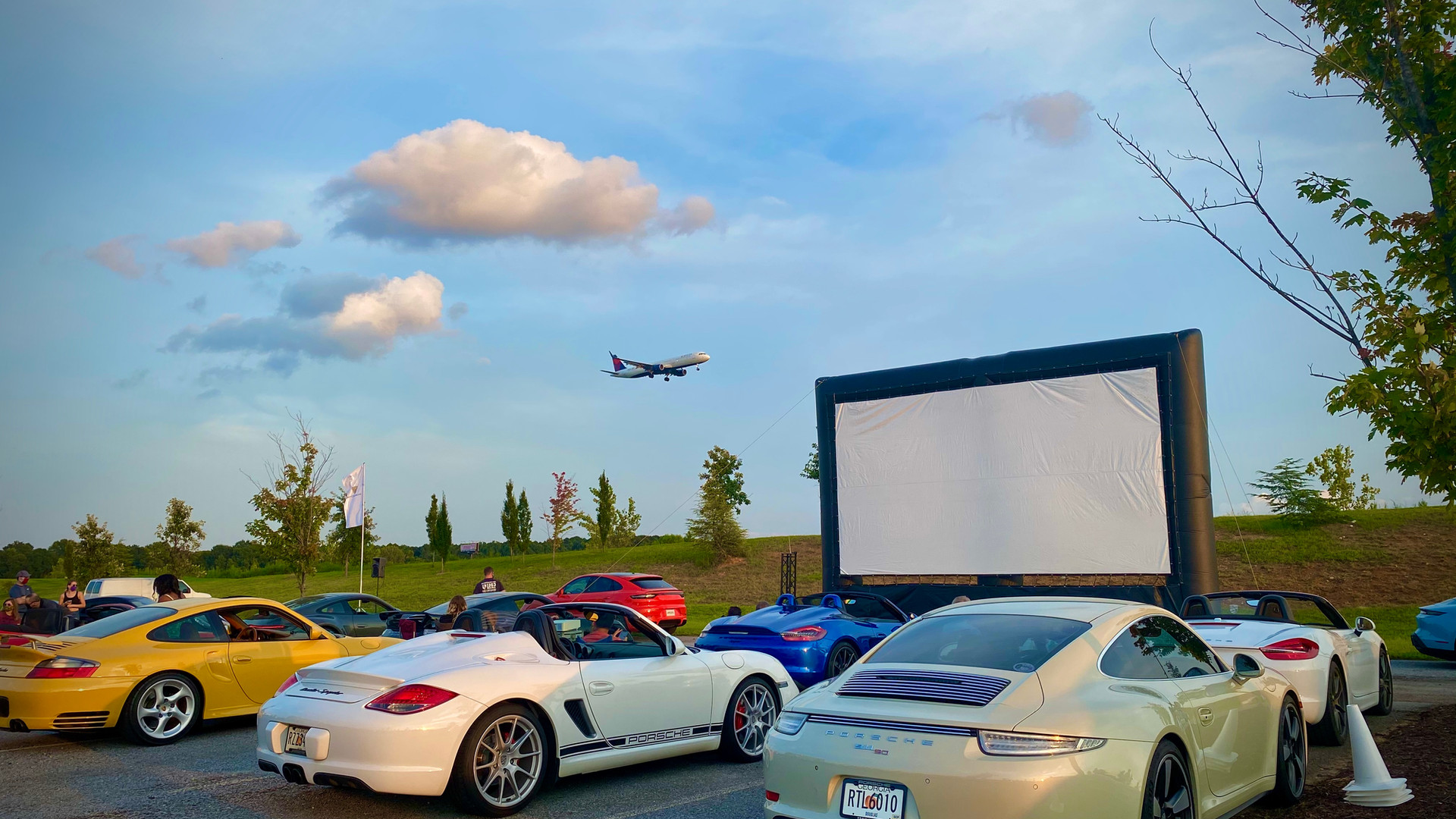 Atlanta Drive In Movie