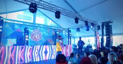 DJ LED Video Booth