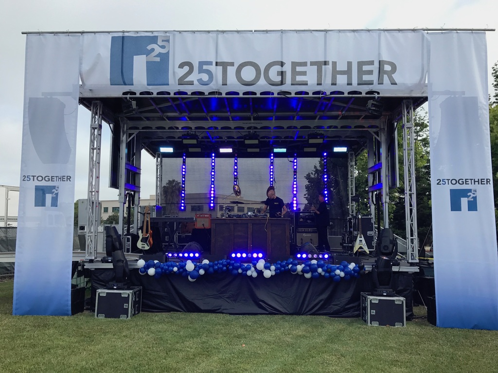 Staging | United States | Stage Rental