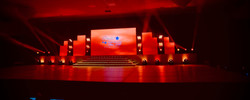 Stage Design and LED Wall