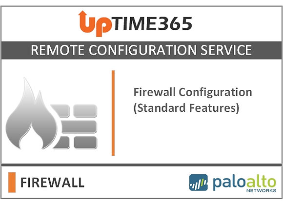 Palo Alto Firewall Configuration (Standard Features) For Series PA200 & PA500