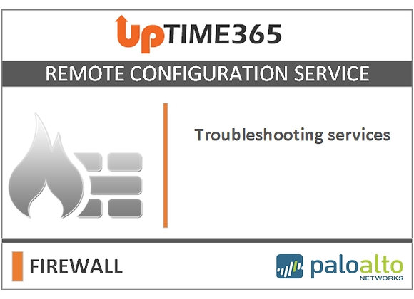 Palo Alto Firewall Troubleshooting services For Series PA800