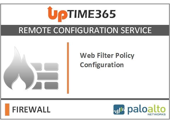 Web Filter Policy Configuration in Palo Alto Firewall For Series PA200 & PA500