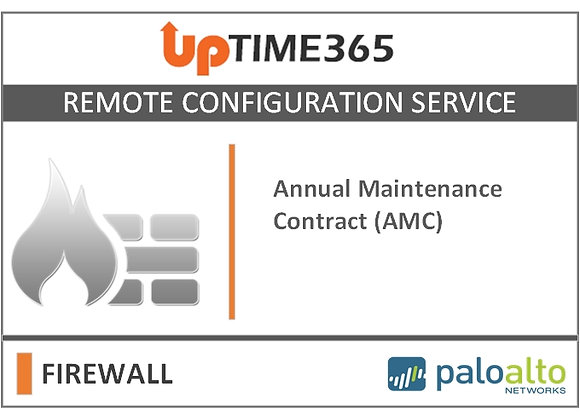 Annual Maintenance Contract (AMC) For Palo Alto Firewall Series PA5000