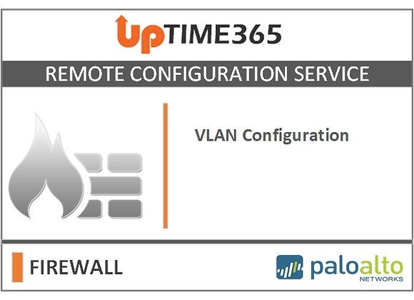 VLAN Configuration in Palo Alto Firewall For Series PA200 & PA500