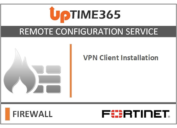 Fortinet VPN Client Installation