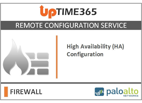 High Availability (HA) Configuration For Palo Alto Firewall