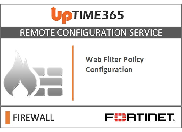 Web Filter Policy Configuration in Fortigate Firewall 4200F Series