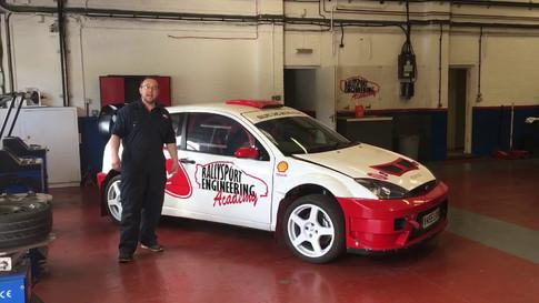Episode 3 - Focus WRC project