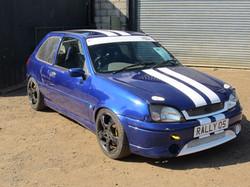 Ford Fiesta zetec-s