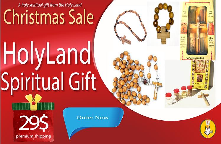 Hot Sale Holy Land  Catholic Gift