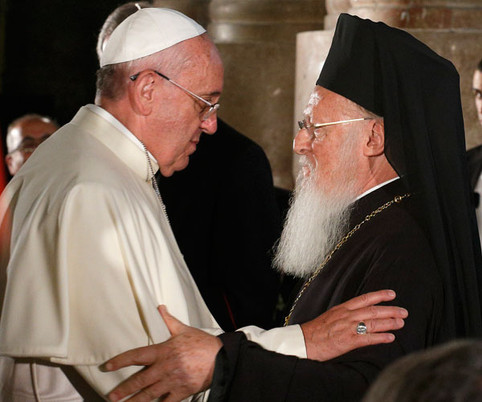 pray for the unity of the Church