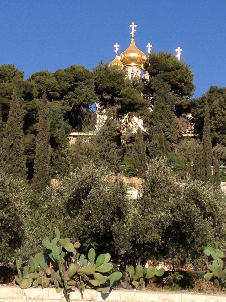 Mount olive Jerusalem