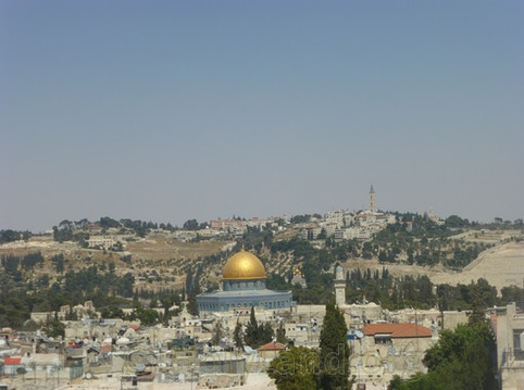 Why must support Christians in the Holy Land