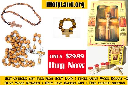Holy Land Sale