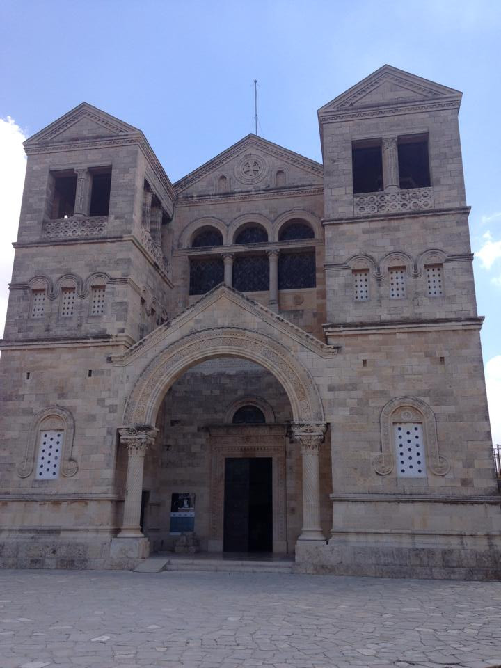Mount Tabour - Holy Land
