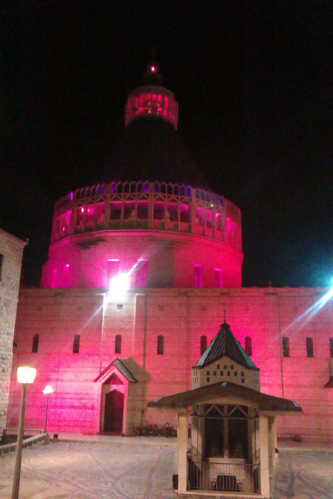 Nazareth, Holy Land, Prayer & Support all Cancer patients