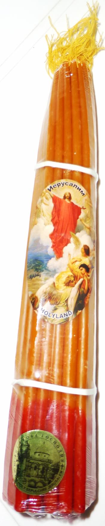 Holy Honey Candel's from Jerusalem