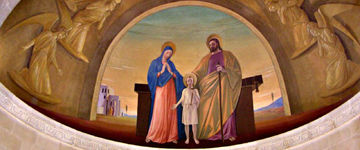 Live from St. Joseph Church in Nazareth