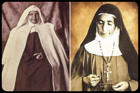 Blesseds Mariam and Marie Alphonsine, to be made saints on May 17