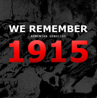We remember Armenian genocide 1915