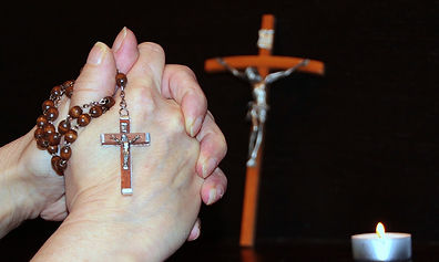 How to pray the catholic rosary