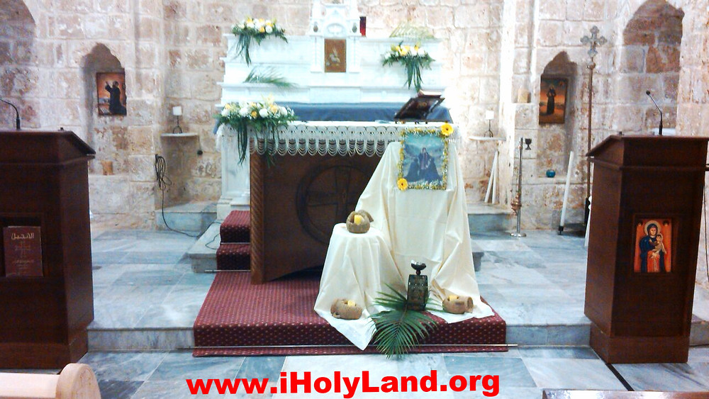 Maronite Church Galilee, Acre - Holy Land