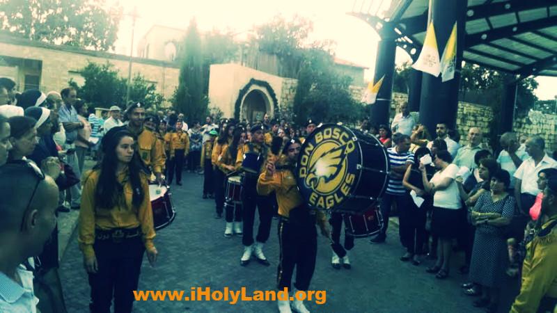 Holy Land Holy Cross