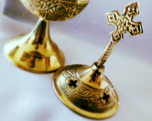 Tradisional Holy Land Censer+ FREE BAPTISM GIFT